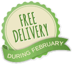Free delivery on all butchers blocks during February