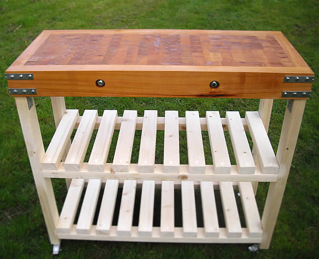 Bespoke Butchers Block