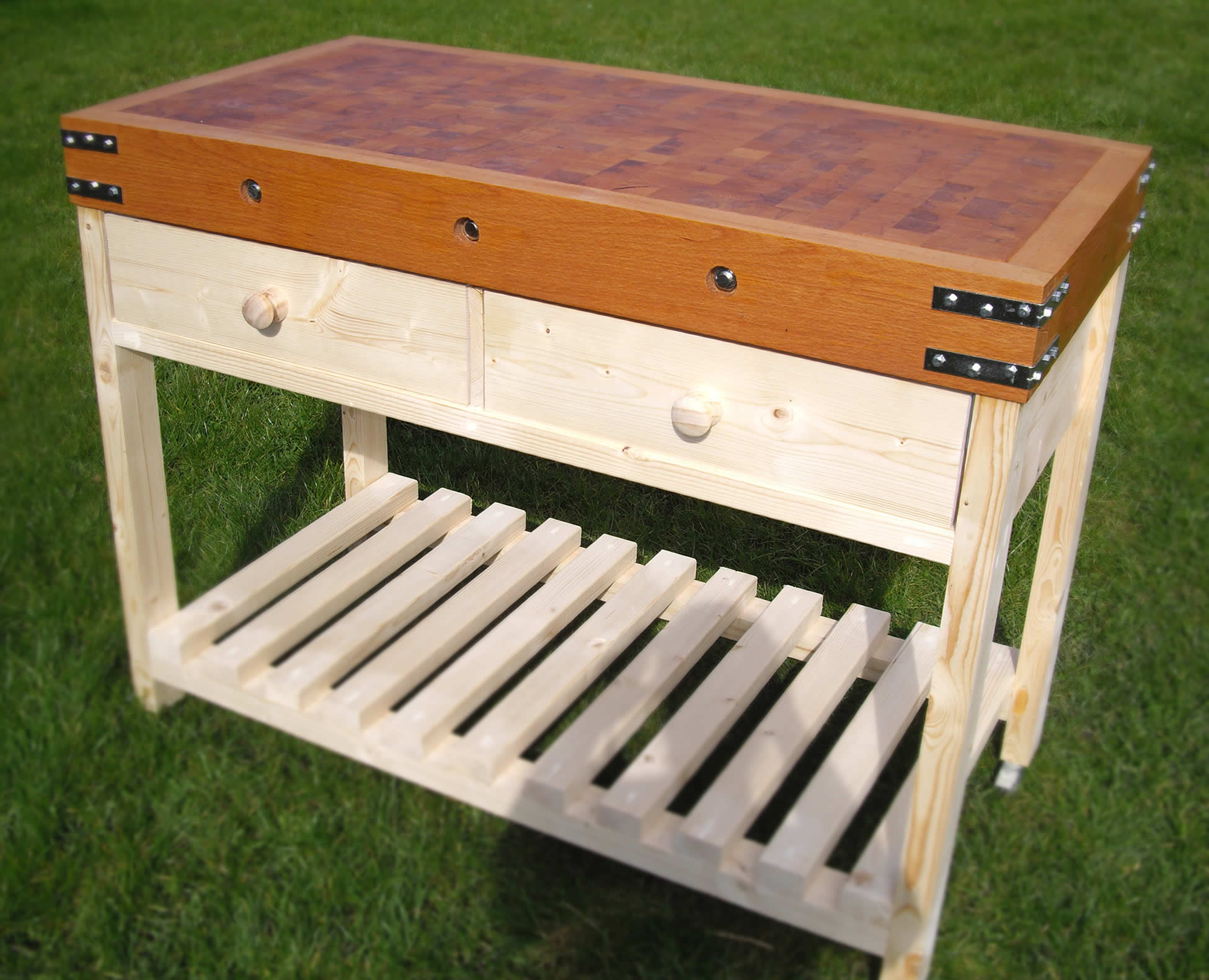 Large Butchers Block