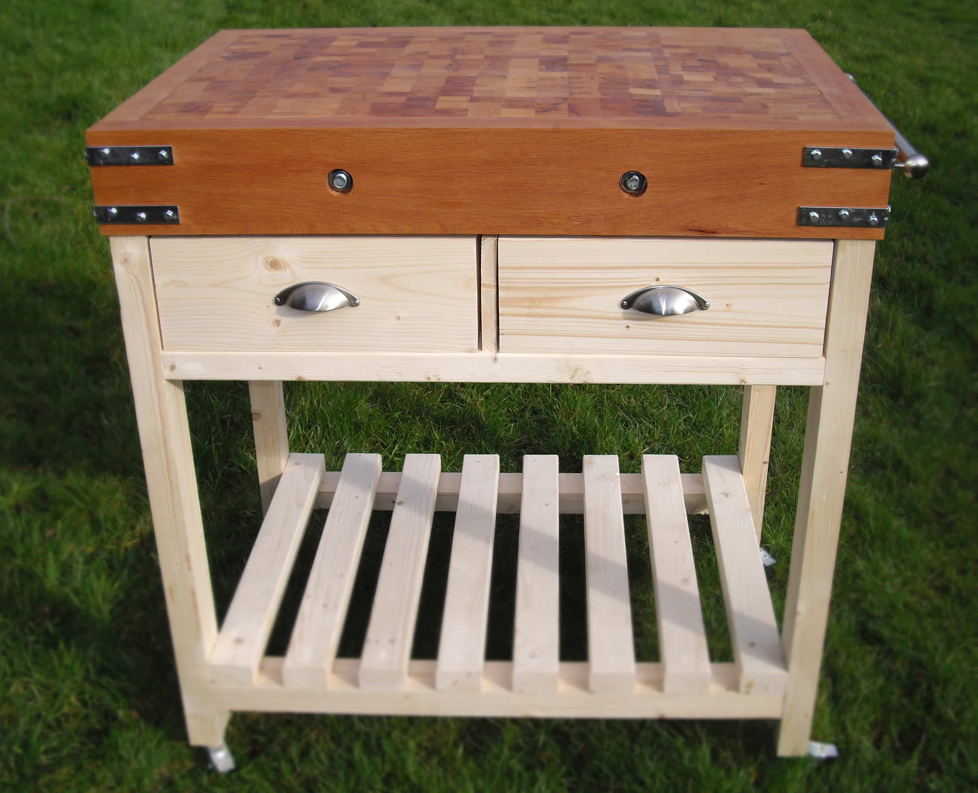 Medium Butchers Block